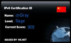 IPv6 Certification